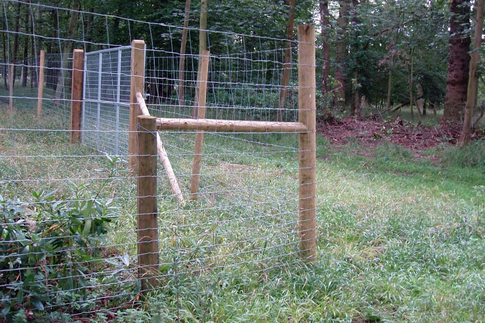 R James Fencing Amp Sons Ltd Agricultural Fencing